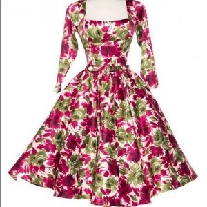 Pinup couture Small Margaret dress in Baton Rouge